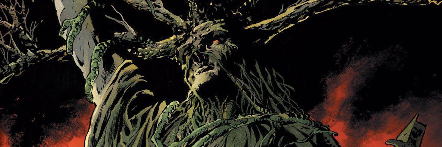 Future State: Swamp Thing #1 – Review
